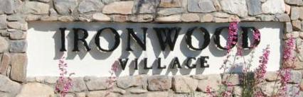 Ironwood village entrance